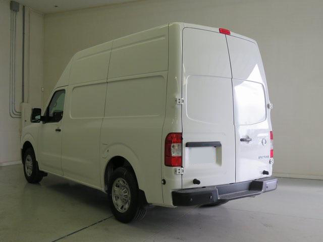 2017 NV HD High Roof 4x2,  Weather Guard General Service Upfitted Cargo Van #N18120 - photo 5