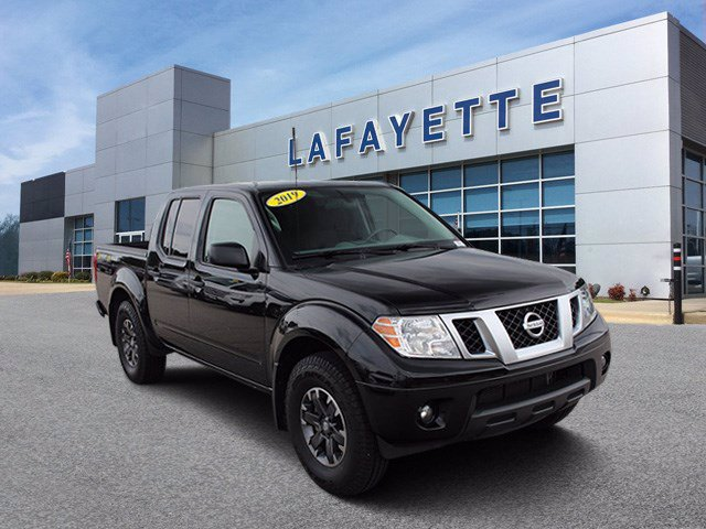 2019 Nissan Frontier Crew Cab RWD, Pickup #FL0847A - photo 1
