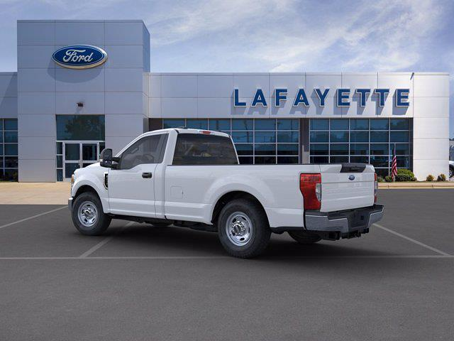 2021 Ford F-250 Regular Cab 4x2, Cab Chassis #FM3186 - photo 1