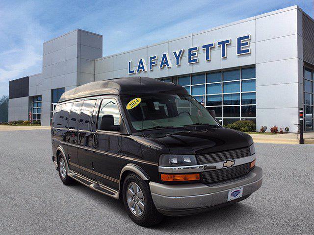 2014 Chevrolet Express 1500 4x2, Passenger Wagon #FM3202A - photo 1