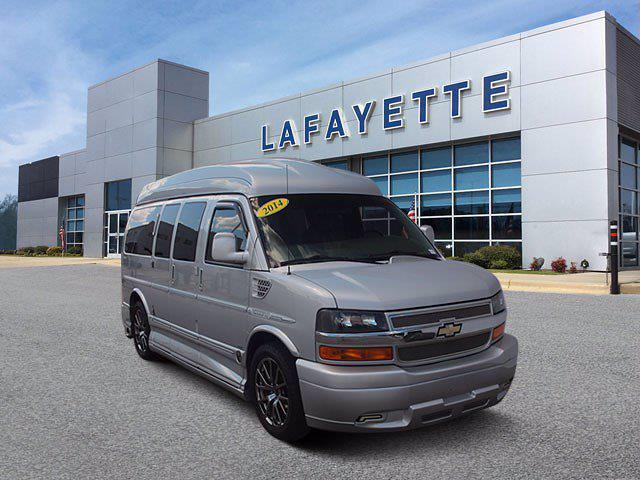 2014 Chevrolet Express 1500 AWD, Passenger Wagon #FM3484B - photo 1