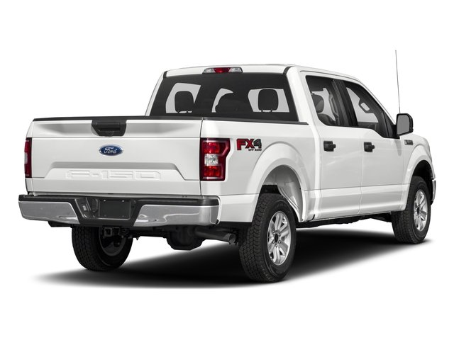 2018 F-150 SuperCrew Cab 4x4,  Pickup #JKF36676 - photo 4