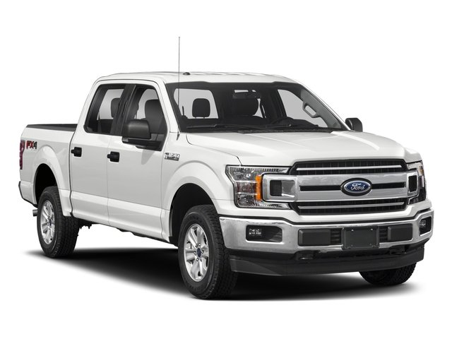 2018 F-150 SuperCrew Cab 4x4,  Pickup #JKF36676 - photo 8
