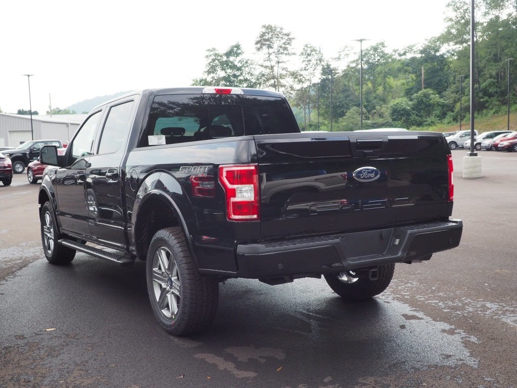 2018 F-150 SuperCrew Cab 4x4,  Pickup #F18-151 - photo 4