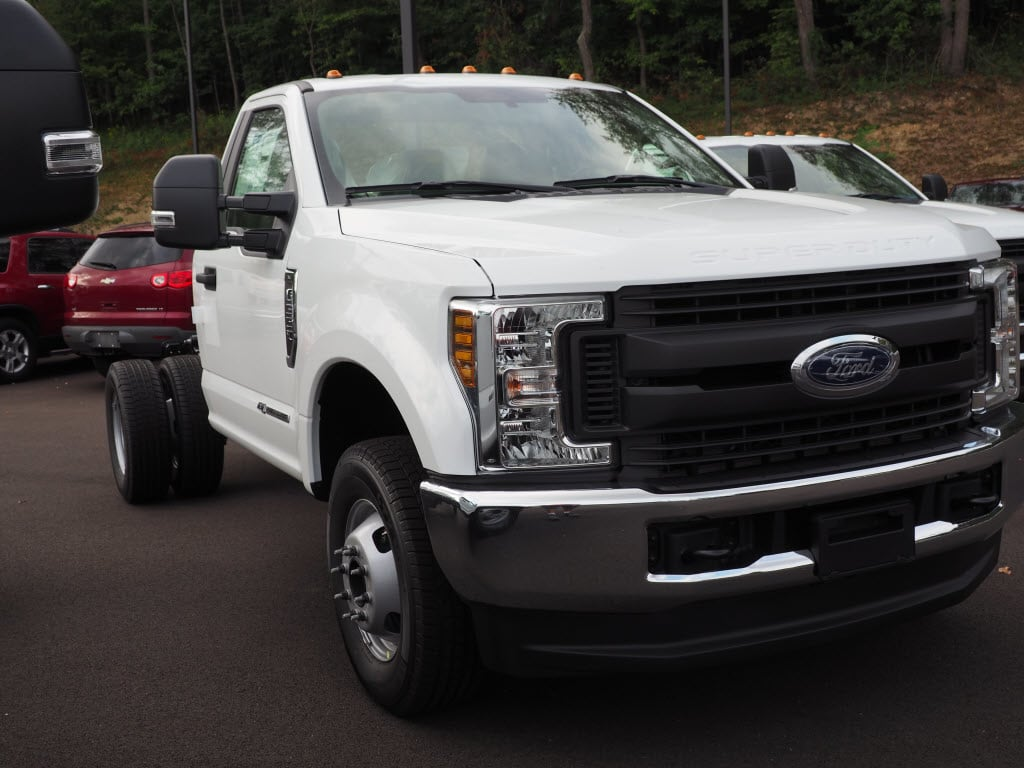 2019 F-350 Regular Cab DRW 4x4,  Cab Chassis #F19-11 - photo 3
