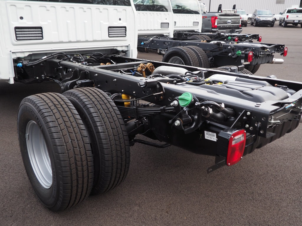 2019 F-350 Regular Cab DRW 4x4,  Cab Chassis #F19-11 - photo 2
