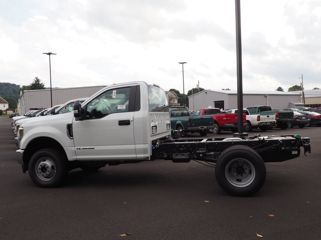 2019 F-350 Regular Cab DRW 4x4,  Cab Chassis #F19-12 - photo 3