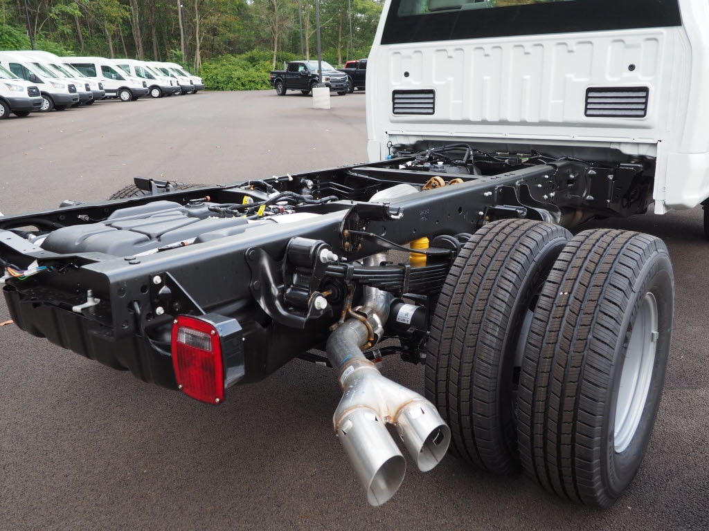 2019 F-350 Regular Cab DRW 4x4,  Cab Chassis #F19-12 - photo 2