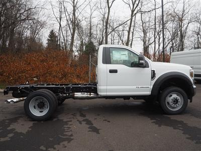 2019 F-550 Regular Cab DRW 4x4,  Cab Chassis #F19-33 - photo 3