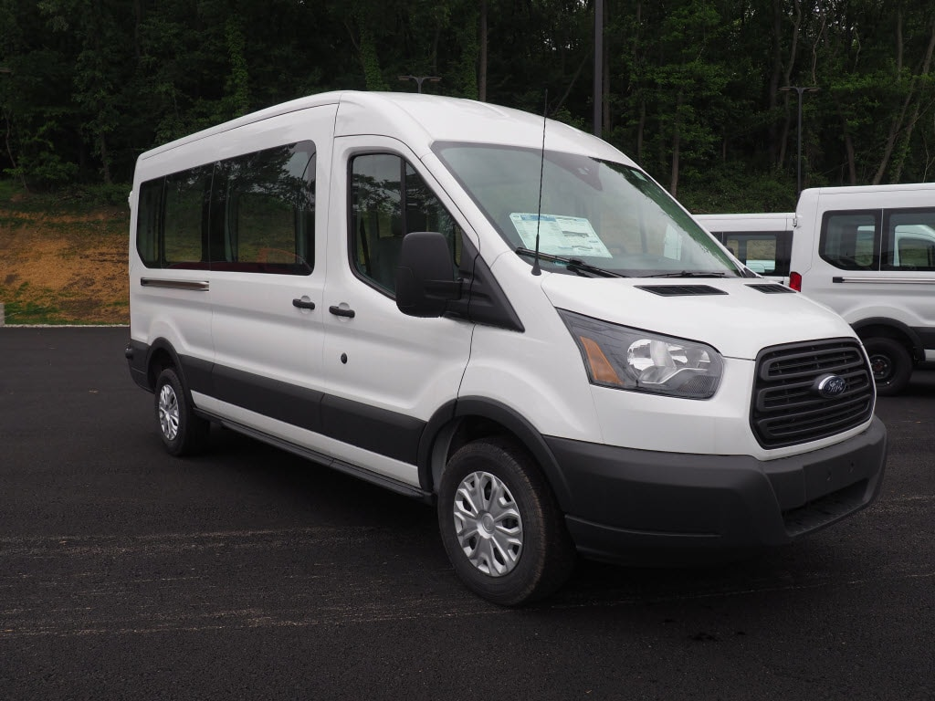 2018 Transit 250 Med Roof 4x2,  Empty Cargo Van #TC18-6 - photo 1