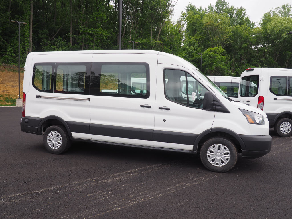 2018 Transit 250 Med Roof 4x2,  Empty Cargo Van #TC18-6 - photo 4