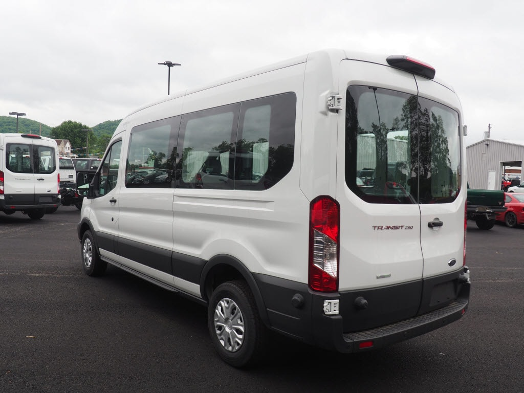 2018 Transit 250 Med Roof 4x2,  Empty Cargo Van #TC18-6 - photo 5