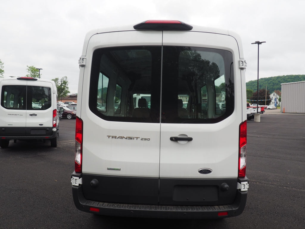 2018 Transit 250 Med Roof 4x2,  Empty Cargo Van #TC18-6 - photo 6
