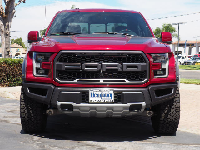 2018 F-150 SuperCrew Cab 4x4,  Pickup #00118986 - photo 3