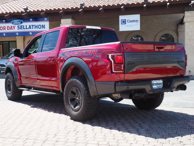 2018 F-150 SuperCrew Cab 4x4,  Pickup #00118986 - photo 2
