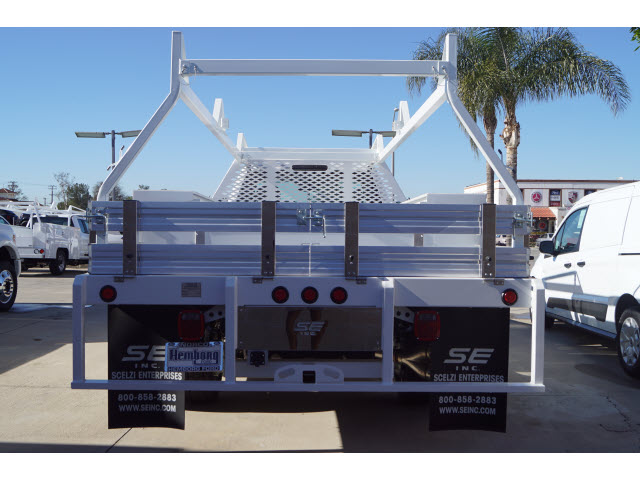 2019 F-450 Regular Cab DRW 4x2,  Scelzi Contractor Body #00119135 - photo 6