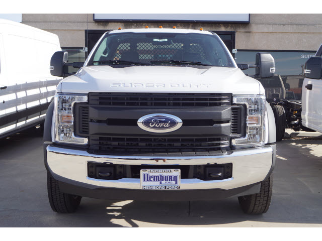 2019 F-550 Regular Cab DRW 4x2,  Harbor Platform Body #00119268 - photo 3