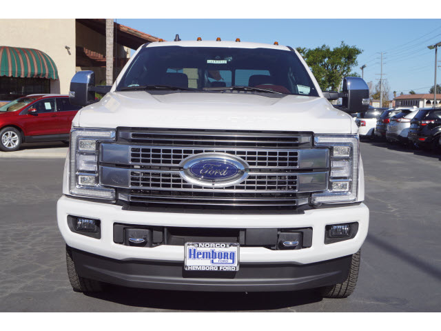 2019 F-350 Crew Cab DRW 4x4,  Pickup #00119352 - photo 3