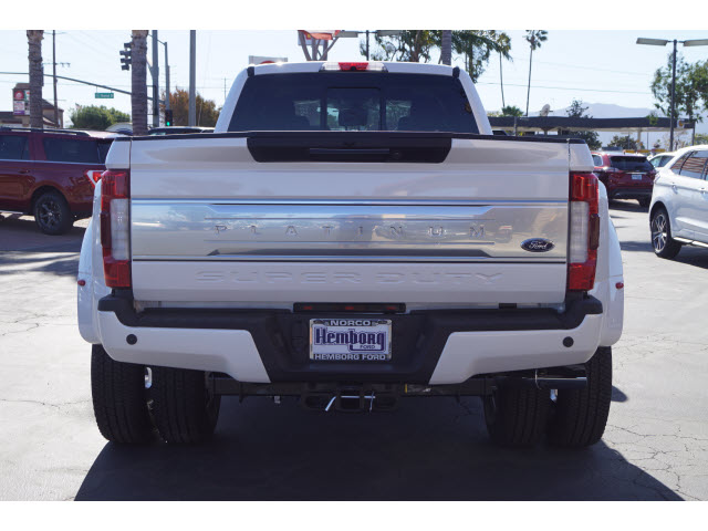 2019 F-350 Crew Cab DRW 4x4,  Pickup #00119352 - photo 4