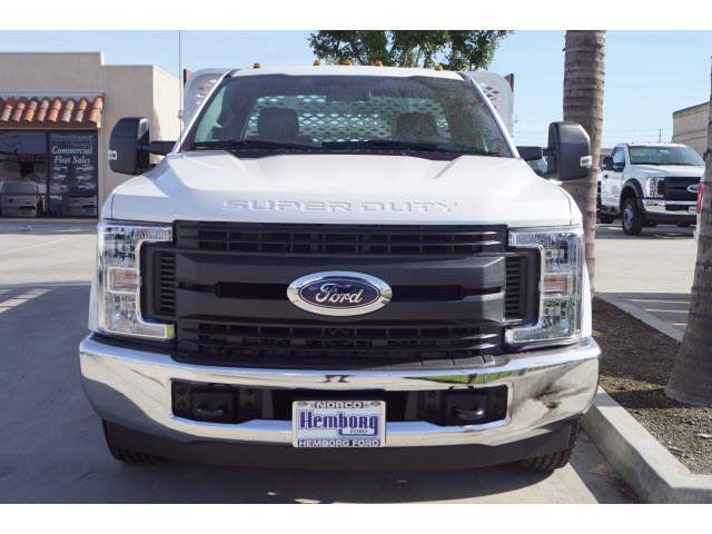 2019 F-350 Regular Cab DRW 4x2,  Scelzi Stake Bed #00119411 - photo 3