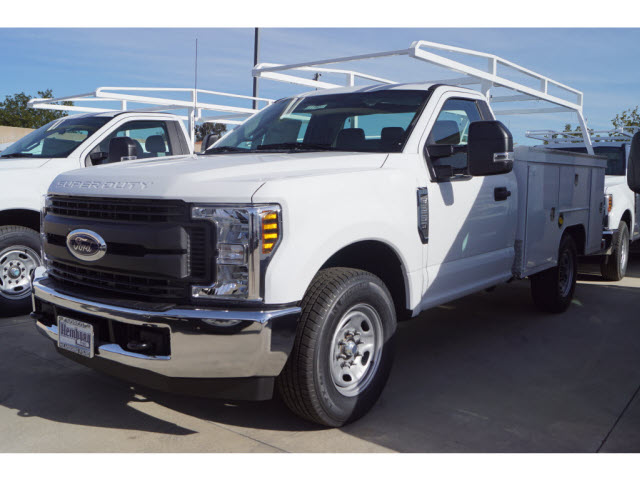 2019 F-250 Regular Cab 4x2,  Scelzi Service Body #00119444 - photo 4