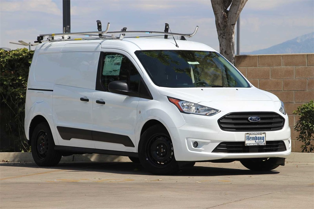 2019 Ford Transit Connect 4x2, Adrian Steel Upfitted Cargo Van #00190008 - photo 1