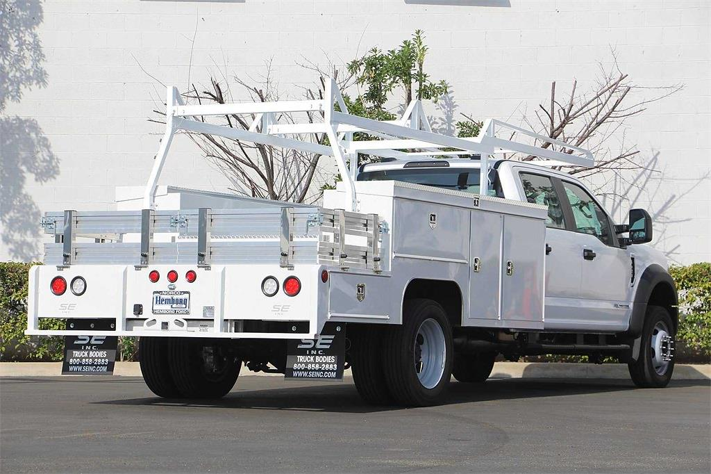 2021 Ford F-450 Crew Cab DRW 4x2, Scelzi Combo Body #00210166 - photo 1