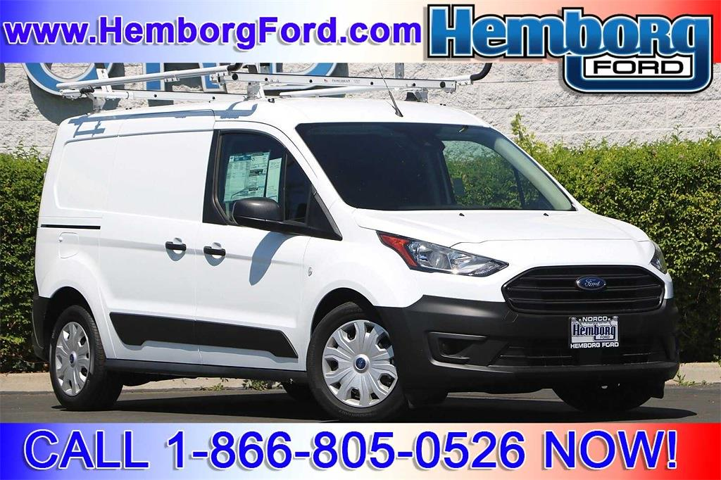 2021 Ford Transit Connect, Upfitted Cargo Van #00210526 - photo 1