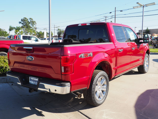 2018 F-150 SuperCrew Cab 4x4,  Pickup #00218094 - photo 2