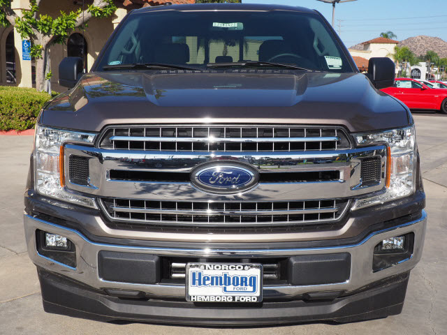 2018 F-150 SuperCrew Cab 4x2,  Pickup #00218142 - photo 3