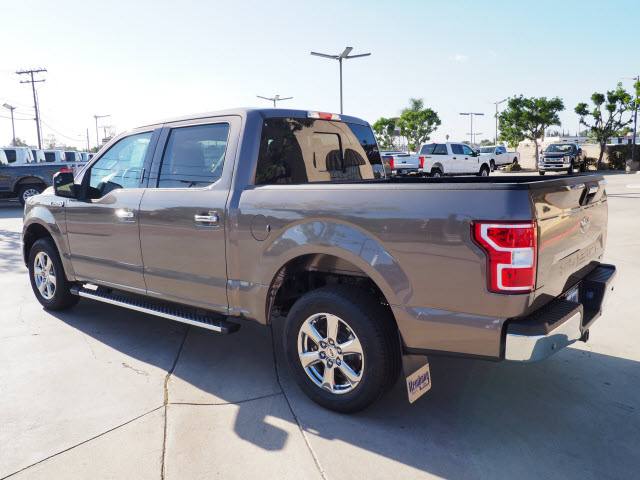 2018 F-150 SuperCrew Cab 4x2,  Pickup #00218142 - photo 2