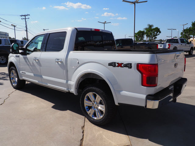 2018 F-150 SuperCrew Cab 4x4,  Pickup #00218151 - photo 2