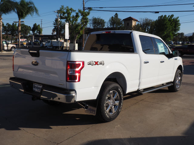 2018 F-150 SuperCrew Cab 4x4,  Pickup #00218158 - photo 2