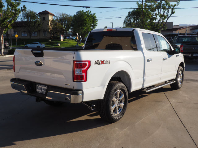 2018 F-150 SuperCrew Cab 4x4,  Pickup #00218159 - photo 2