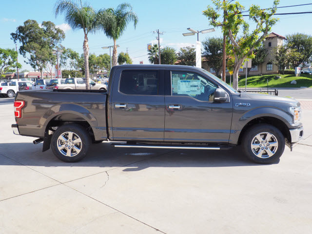 2018 F-150 SuperCrew Cab 4x2,  Pickup #00218170 - photo 4