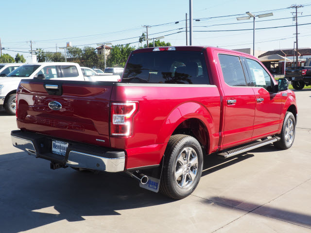 2018 F-150 SuperCrew Cab 4x2,  Pickup #00218177 - photo 2