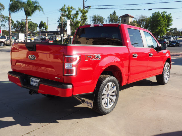 2018 F-150 SuperCrew Cab 4x4,  Pickup #00218192 - photo 2