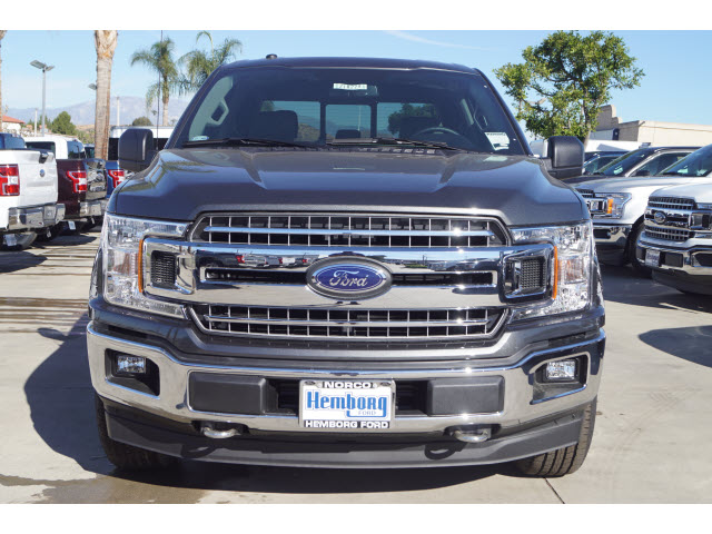 2018 F-150 SuperCrew Cab 4x4,  Pickup #00218229 - photo 3