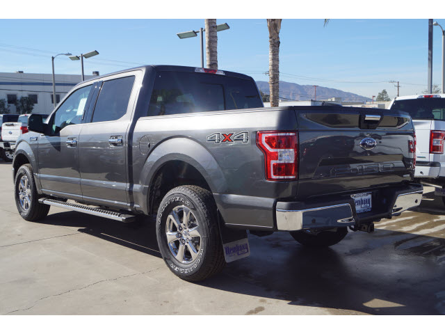 2018 F-150 SuperCrew Cab 4x4,  Pickup #00218229 - photo 2