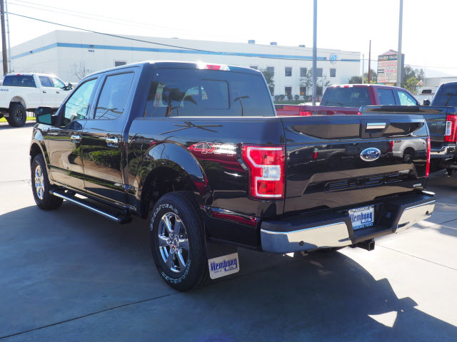 2018 F-150 SuperCrew Cab 4x4,  Pickup #00218248 - photo 3