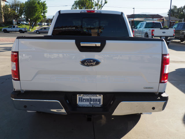 2018 F-150 SuperCrew Cab 4x2,  Pickup #00218250 - photo 3