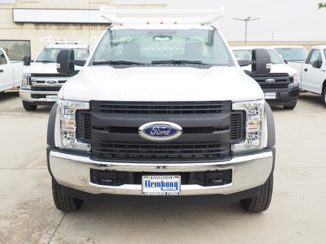 2018 F-550 Regular Cab DRW 4x2,  Scelzi Contractor Body #118446 - photo 3