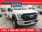 2018 F-550 Regular Cab DRW 4x2,  Scelzi Contractor Body #118446 - photo 1