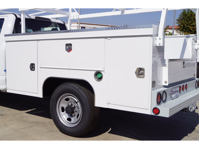 2019 F-350 Crew Cab 4x2,  Scelzi Service Body #119068 - photo 7