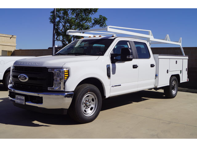 2019 F-350 Crew Cab 4x2,  Scelzi Service Body #119101 - photo 4