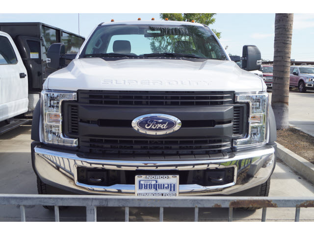 2019 F-450 Regular Cab DRW 4x2,  Cab Chassis #119137 - photo 3