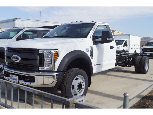 2019 F-450 Regular Cab DRW 4x2,  Cab Chassis #119137 - photo 4