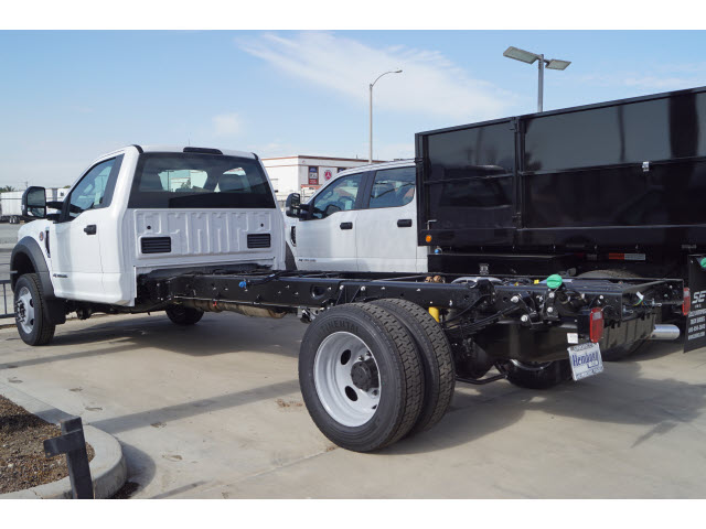 2019 F-450 Regular Cab DRW 4x2,  Cab Chassis #119137 - photo 5