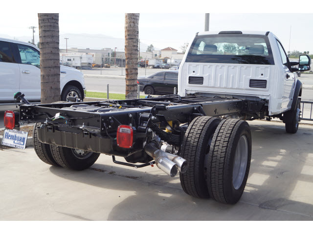 2019 F-450 Regular Cab DRW 4x2,  Cab Chassis #119137 - photo 2