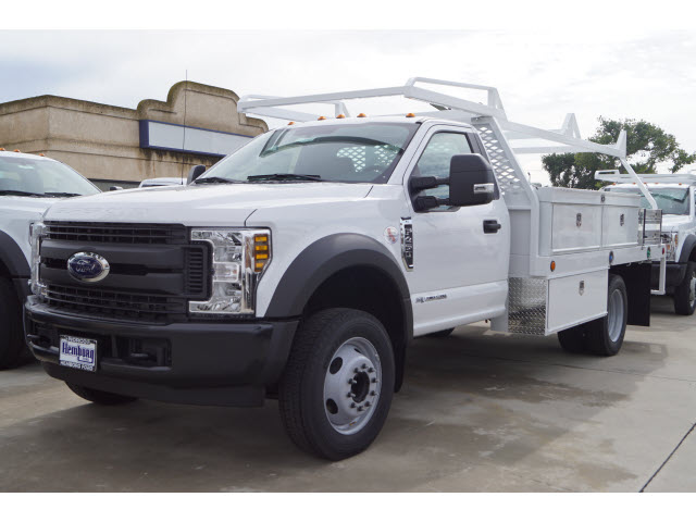 2019 F-450 Regular Cab DRW 4x2,  Cab Chassis #119140 - photo 4